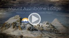 Mount Assiniboine Provincial Park - BC Parks Sustainable redevelopment Hiking Trails, Kayaking, Parks, Tourism, Canada, Camping, Explore, Travel, Outdoor