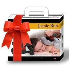 Jeanie Rub Foot Massager Accessory  Jeanie Rub Massagers The Best Product Ease Muscle Tensions    Excellent Choice For pain sufferers, the use of Jeanie Rub massagers with deep penetrating massage.