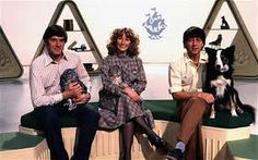 Blue Peter - Peter Purves, Lesley Judd and John Noakes 1970s Childhood, My Childhood Memories, Penny For The Guy, History Of Television, Blue Peter, Innocent Child, Thanks For The Memories, Those Were The Days