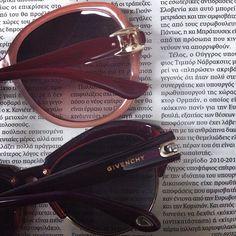 Τι νέα?#glasses #style #shades #sunnies #givenchy #missoni #burgundy #love #opticametaxas #pickoftheday #athens #γυαλιά