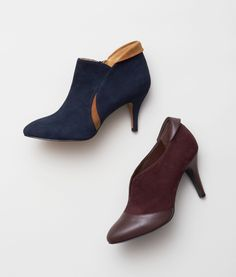SHORT BOOTS COLLECTION | Odette e Odile