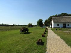 Kunság Major The Past, Sweet Home, Country Roads, Traditional, Life, House Beautiful