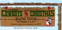 Feature - Cowboys and Christmas with Shanna Hatfield