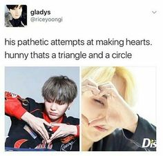 But we all know he has the biggest, most beautiful heart inside. ^^