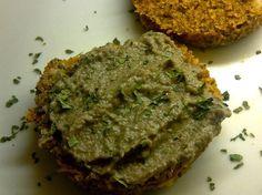 Josephine Eliza: Vegan Simple Mushroom Pate Spread Crohns, Paleo Diet, Stuffed Mushrooms, Gluten, Vegan, Simple, Desserts, Food, Stuff Mushrooms