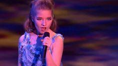 Jackie Evancho - Bridge Over Troubled Water 2013 - HD. Got her start on Brittan's got talent.
