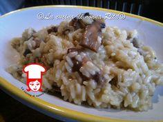 Il risotto ai funghi è un primo piatto classico, gustoso e che si presta a tante interpretazioni ...