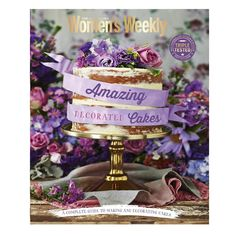 The Australian Women's Weekly Amazing Decorated Cakes Cake Decorating, Birthday Gifts, Arts And Crafts, Place Card Holders, Decorated Cakes, Table Decorations, Amazing, How To Make, Diy