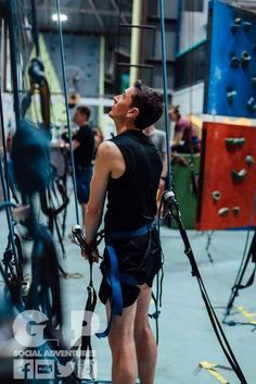 Get fit, have fun and be fabulous? and join G4P for our Indoor Rock Climbing Group. The second Monday and the last Wednesday of the month G4P are bringing a a great mix of people together that are looking to get fit and have fun with super friendly people. Beginners and experienced climbers are all welcome and encourage all gays, lesbians and their friends to join in the fun.