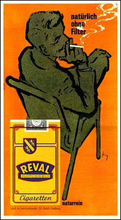 1961 Reval Naturrein