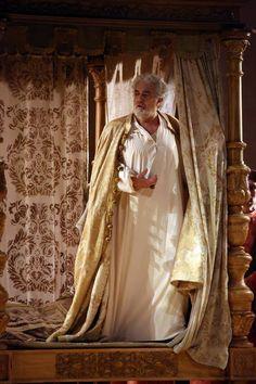 "Premiere 25 II 2016/ Giuseppe Verdi's ""I Due Foscari"" with Placido Domingo in the title role on the stage of Teatro alla Scala in Milan / https://www.facebook.com/teatro.alla.scala/photos/pcb.10153532462703165/10153532461913165/?type=3&theater"