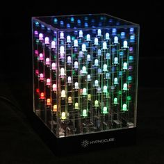 Luminescent LED Matrix | National Geographic Store                                      $ 125.00