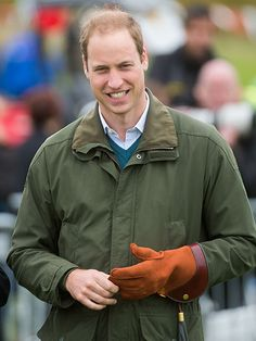 Prince William talks Prince George, Kate Middleton to CNN