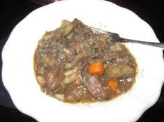 Real Irish Stew