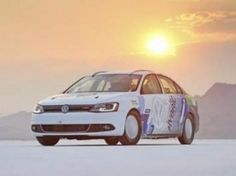 Currently the General view about eco friendly cars such as hybrid car lineup is slow which could not run fast. However, Volkswagen would like to remove this view.