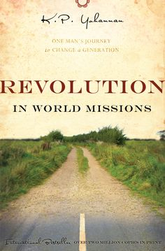 Incredible Book about Gospel for Asia. Love it.