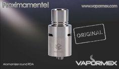 Aromamizer de Steam Crave. Compralo en www.vapormex.com