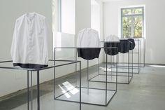 COS fashion brand installation by Nendo Milan Italy