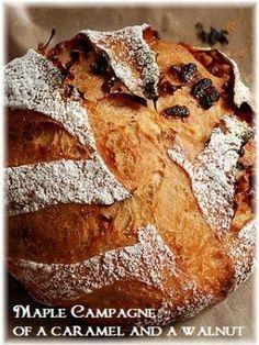 「クルミとチョコのメープルロデブ」いたるんるん | お菓子・パンのレシピや作り方【corecle*コレクル】