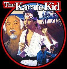 Karate Kid Vintage Image T-shirt The Karate Kid 1984, Karate Kid Cobra Kai, Cobra Kai Shirt, D Mark, Ralph Macchio, Ufc Fighters, Image T, Kid Movies, Drama Movies