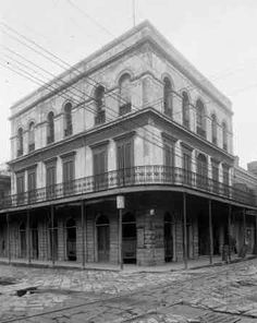haunted hotel in new orleans