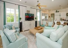 WaterColor Vacation Rental - VRBO 424591 - 4 BR Beaches of South Walton House in FL, 71 Sunflower - Crossings District - Private Pool!