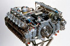 SUBARU Motori flat 12 true boxer engine used in Jiotto Caspita and very first Koenigsegg prototype Motorcycle Engine, Car Engine, Motor Engine, Tokyo Motor Show, Performance Engines, Race Engines, Subaru Wrx, Lifted Subaru, Koenigsegg