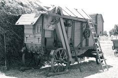 antiche macchine agricole