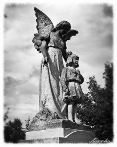 anděl srážný