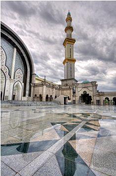 Masjid Wilayah