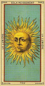 Eteilla Thoth - Esclarecimento, Luz