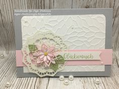 Soul magic / independent Stampin! Demo: Stampin Up - Global Design Project Challenge No.080