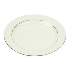 Ivory With Gold Rim China - Salad plate and BnB
