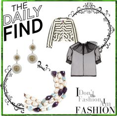 """""""The Daily Find - Winter to Spring"""" by ourdesignpages ❤ liked on Polyvore"""