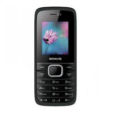 Мобильный телефон Bravis Base (Black)