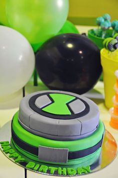 Maybe for Owens Ben 10 party christyreed79