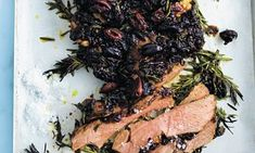 Donna Hay: Caramelised onion and olive roasted lamb   Daily Mail Online