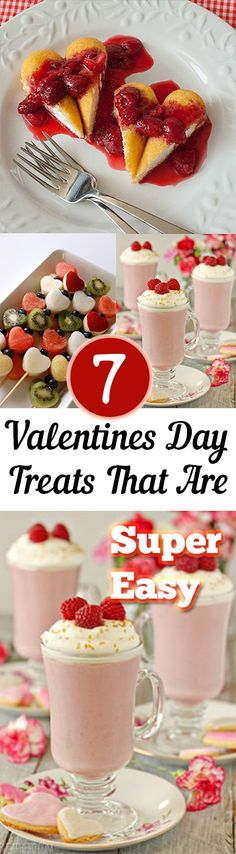 Delicious treats you have to make this Valentine's day!