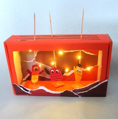 Art Club, Shoe Box, Puppets, Toy Chest, Theater, Activities, First Class, Theatres, Shoe Cabinet