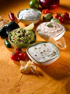 The 10 Best Mexican Dips Ever!