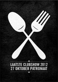 Laatste Clubshow 2012: CHEF'SPECIAL (Za. 27 Oktober)