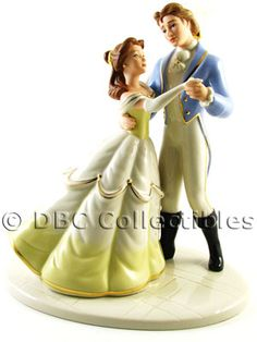 cake topper beauty and the beast adam