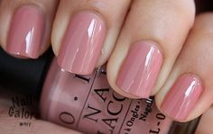 Nail Galore: OPI CHOCOLATE NUDE SWATCHES AND REVIEW