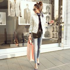 Uniqlo, Chic, Jackets, Style, Fashion, Shabby Chic, Down Jackets, Swag, Moda