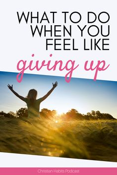 Have you ever tried to make a change in your life, or break a habit? Maybe you tried so hard, and it didn't work so you gave up. Next time you want to give up, do these 5 things instead to renew your mind and keep going until you succeed. Feeling Like A Failure, How Are You Feeling, 5 Things, Things To Sell, Break A Habit, Healthy Body Images, Feel Like Giving Up, He Loves Me, Spiritual Warfare