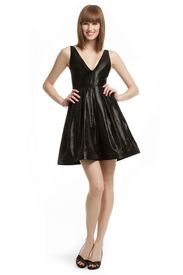 ZacPosen Black Cat Dress. I wore this to a cocktail party and it was absolutely amazing #renttherunway