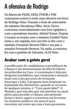 IRAM DE OLIVEIRA - opinião: Eleição da falsidade na Câmara