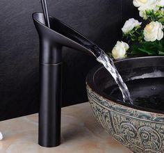 Luxury Oriental Waterfall Faucet