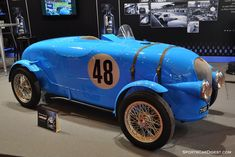 Simca Gordini Cinq Le Mans – 1939