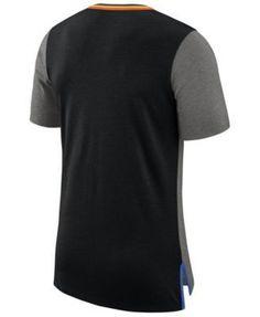 Nike Men's Oklahoma City Thunder Basketball Fan T-Shirt - Gray XL